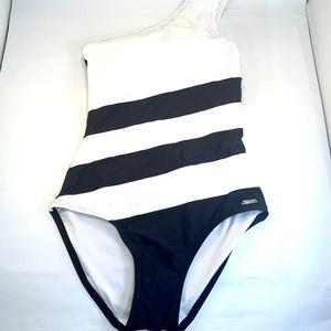 DKNY One Piece Bathing suite Size 6 New